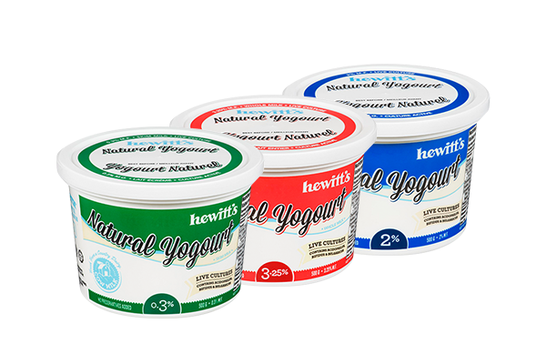 Product group photo for - All Natural Yogourt