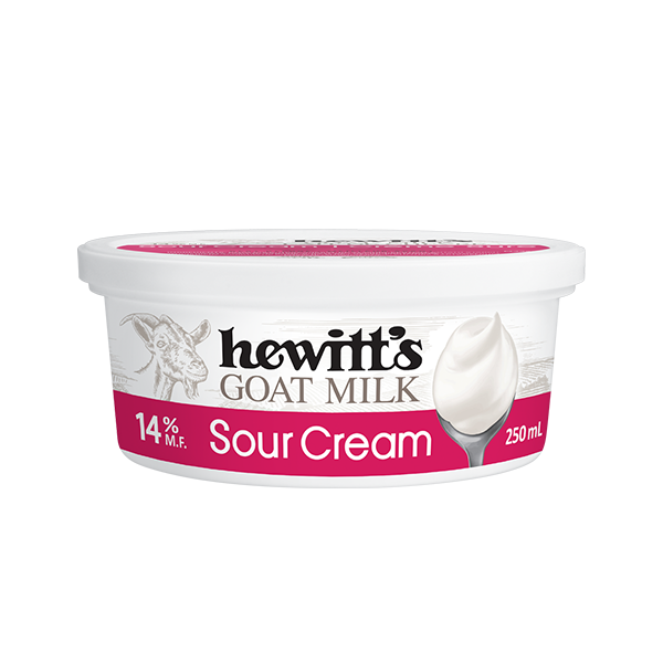 Photo of - Goat Sour Cream