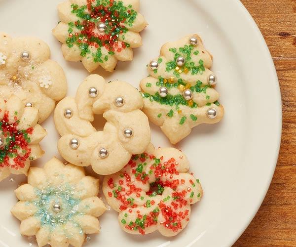 Photo of - Petits biscuits à la crème sure