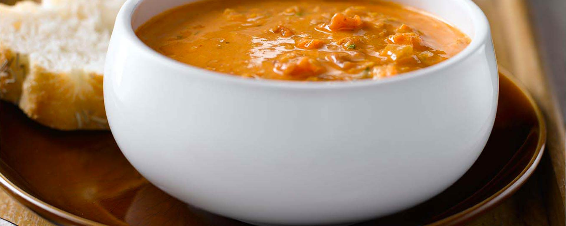 Photo for - Creamy Lentil and Cumin Soup