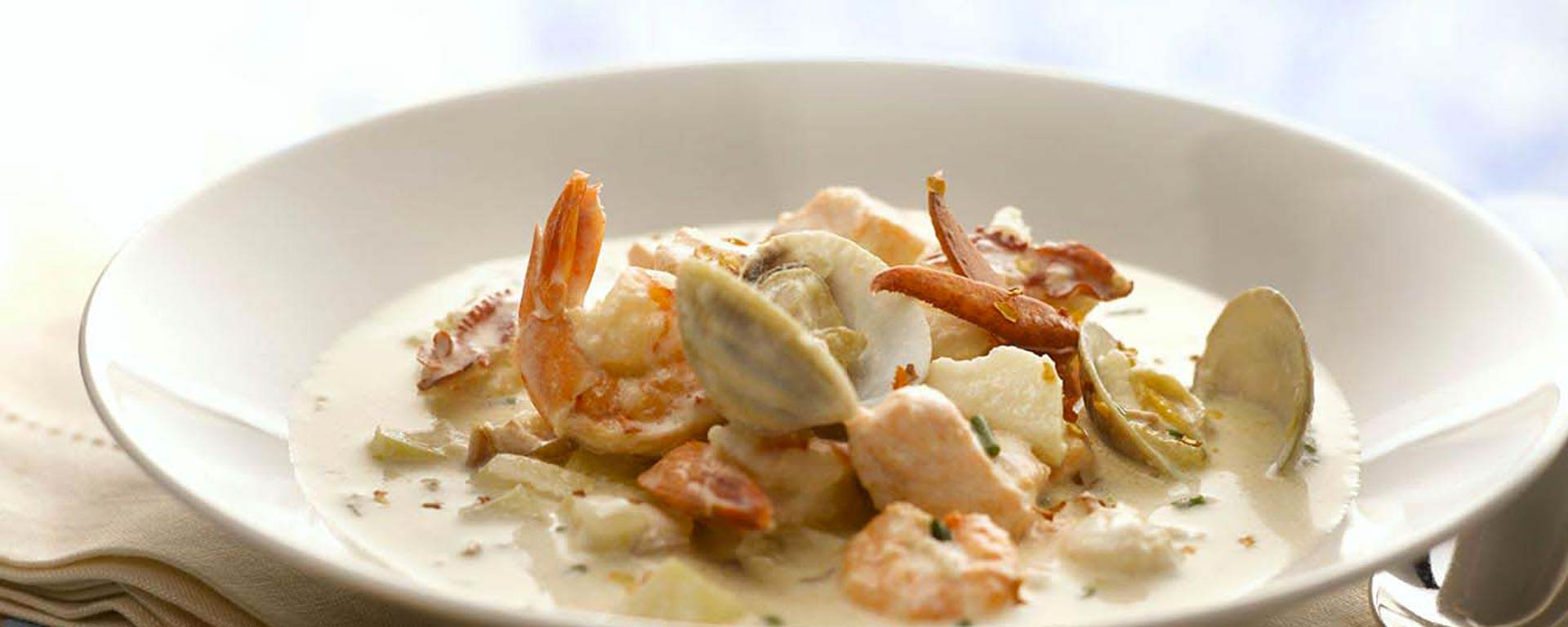 Photo for - Fairmont Seafood Chowder