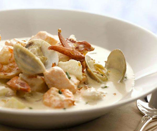 Photo of - Fairmont Seafood Chowder