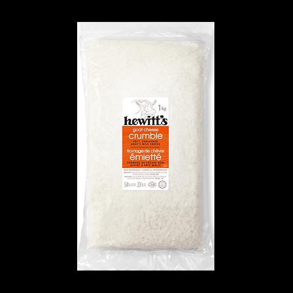 Photo of - Fromage de chèvre en grains de Hewitt's