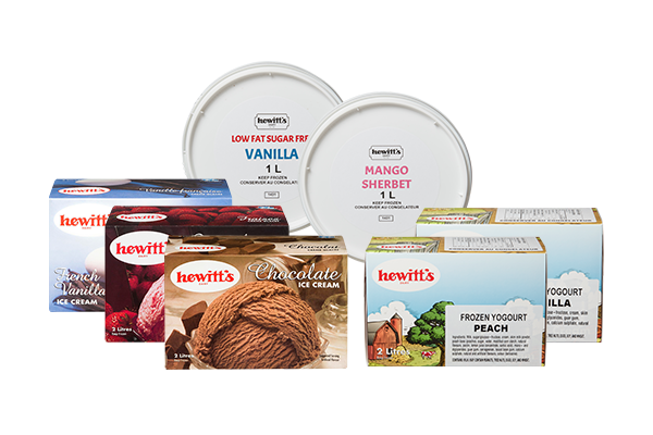 Product group photo for - Frozen Treats